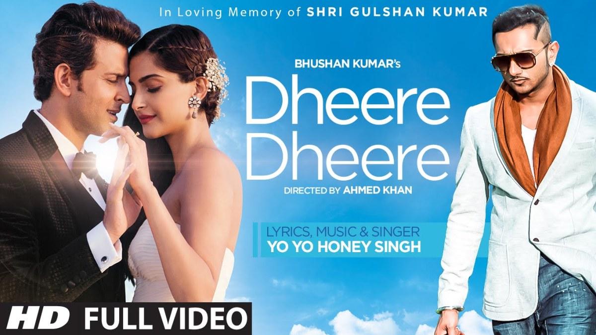 Dheere Dheere Se Meri Zindagi Video Song (OFFICIAL ...