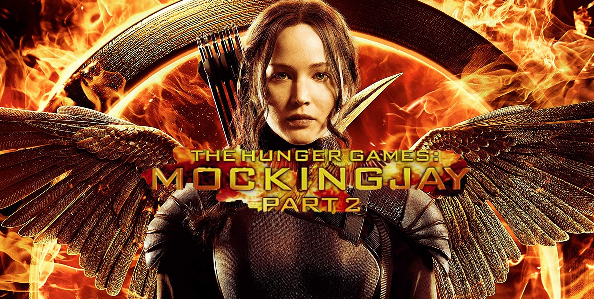 Watch The Hunger Games: Mockingjay - Part 2 online for free!